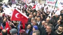 HİLMİ BİLGİN - AK Parti'nin Sivas Belediye Başkan Adayı Hilmi Bilgin Vatandaşlarla Buluştu