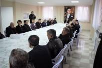 Arguvan'da Muhtarlar Toplantısı Yapıldı
