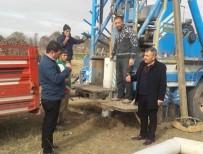 Balışeyh'te 25 Litre Debili Su Çıkartıldı