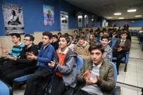 Başkan Aktaş Liselilerle Bir Araya Geldi