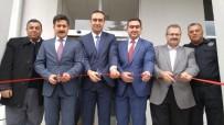 Bolvadin Emniyet Müdürlüğü Yeni Binası Hizmete Girdi