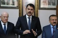 MUSTAFA ARSLAN - Çevre Bakanı Kurum, Poşet Kanunundan Sonra Şişe Ve Kaplar İçin De Uygulama Geleceğini Duyurdu