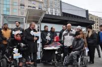 AKÜLÜ SANDALYE - CK Çalışanlarından Engelliler İçin Örnek Destek