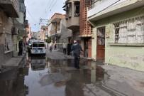 RESMİ NİKAH - Damadına Ateş Etti Su Borusunu Vurdu, Sokağı Su Bastı