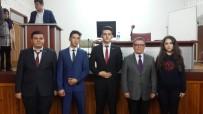 ÖĞRENCİ MECLİSİ - Denizli'de İl Öğrenci Meclisi Başkanı Seçildi