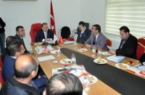 MEHMET TÜRKÖZ - Didim Ziraat Odası'nda Delege Seçimleri 16 Aralık'ta Yapılacak