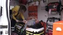 YEŞILYAYLA - Düzce'de Cip Şarampole Devrildi Açıklaması 3 Yaralı