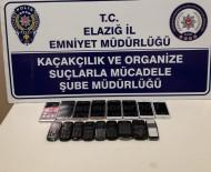 KAÇAK CEP TELEFONU - Elazığ'da 17 Adet Kaçak Telefon Ele Geçirildi
