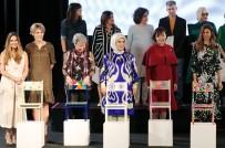 EMINE ERDOĞAN - Emine Erdoğan, Latin Amerika Sanat Müzesi'ni Ziyaret Etti