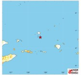 MALUKU - Endonezya'da 6,5 Büyüklüğünde Deprem
