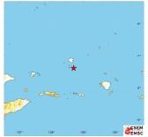 ENDONEZYA - Endonezya'da 6,5 Büyüklüğünde Deprem