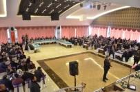 KUZEY KıBRıS TÜRK CUMHURIYETI - Erzincan'da Ki Merkeze Bağlı Köy Ve Mahalle Muhtarlarıyla Biraraya Gelindi