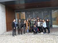 MOZAİK MÜZESİ - Genç Muhabirler Röportaj Geleneğini Yaşatıyor