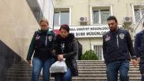KADIN POLİS - Hizmetçi Kadın, Temizliğe Gittiği Evi Soydu