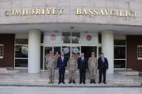 ŞANLIURFA VALİSİ - Jandarma Genel Komutanı Orgeneral Çetin Şanlıurfa'da