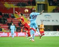 İSMAIL ŞENCAN - Kayseri'de İlk Yarı Gol Yok