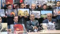 BAĞDAT BÜYÜKELÇİSİ - 'Kerkük'teki Kayseri Çarşısı Kasıtlı Ateşe Verildi'