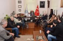 TRAKYA - Mavridis Ailesi Eski Tekirdağ Fotoğrafları Müzesi Açılışı İçin Tekirdağ'a Geldi