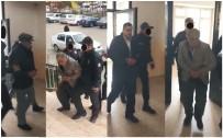(Özel) Fuhuş Operasyonuna 5 Tutuklama