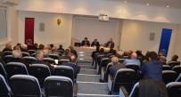 Seyitgazi Kaymakamı Cüneyt Demirkol'un Muhtarlarla İstişare Toplantısı