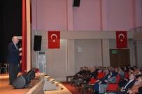 AHMET ŞİMŞİRGİL - Şimşirgil'den 'Osmanlı Medeniyetinin İzleri' Konferansı