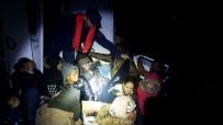 YALıKAVAK - Son 1 Haftada Denizlerde 262 Göçmen Yakalandı