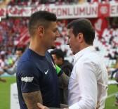 MEVLÜT ERDINÇ - Spor Toto Süper Lig Açıklaması Antalyaspor Açıklaması 1 - Göztepe Açıklaması 0 (İlk Yarı)