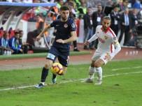 SALİH DURSUN - Spor Toto Süper Lig Açıklaması Antalyaspor Açıklaması 1 - Göztepe Açıklaması 0 (Maç Sonucu)