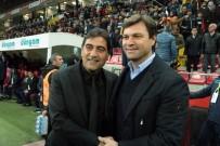 İSMAIL ŞENCAN - Spor Toto Süper Lig Açıklaması Kayserispor Açıklaması 0 - Trabzonspor Açıklaması 0 (İlk Yarı)