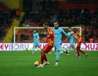 İSMAIL ŞENCAN - Spor Toto Süper Lig Açıklaması Kayserispor Açıklaması 0 - Trabzonspor Açıklaması 2 (Maç Sonu)
