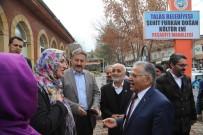 İSMAİL TAMER - Talas'ta Gönüllü Kültür Kuruluşlarıyla Buluşma