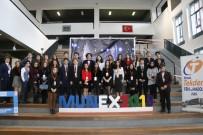 ÇOCUK İSTİSMARI - Tekden Koleji'nde 'Model Birleşmiş Milletler Simulasyon' Konferansı