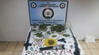 POMPALI TÜFEK - Tunceli'de Uyuşturucu Operasyonu Açıklaması1 Şüpheli Tutuklandı
