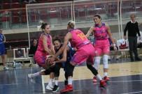 SAYıLAR - Türkiye Kadınlar Basketbol Ligi Açıklaması Yalova VIP Açıklaması 71 - A Koleji Açıklaması 81