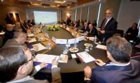 HAYIRSEVER İŞ ADAMI - Üniversite Danışma Kurulu Yeni Fikir Ve Projelerle Güçleniyor