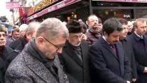 ÜSKÜDAR BELEDİYESİ - Üsküdar'da 'Din Görevlileri Tesisi'nin Temeli Atıldı