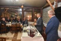MEHMET UZUN - Vali Gürel, Safranbolu Mahalle Ve Köy Muhtarlarıyla Bir Araya Geldi