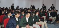 ESENDERE - Yüksekova Esendere Beldesinde Öğrencilere Meslek Tanıtım Paneli