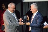 İSMAIL YÜKSEK - ABÜ'den Yılın Havacısı Ödülü