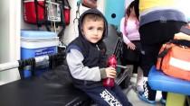 ÖĞRENCİ VELİSİ - Adana'da Engelli Çocukları Taşıyan Servis Minibüsü Devrildi Açıklaması 6 Yaralı