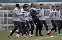 ESKIŞEHIRSPOR - Adanaspor, Eskişehirspor Maçına Hazırlanıyor