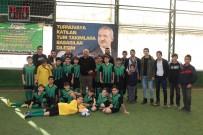 KORUCUK - Adapazarı'nda Futbol Heyecanı Devam Ediyor