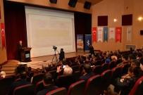 ADıYAMAN ÜNIVERSITESI - Adıyaman Üniversitesinde Badem Paneli