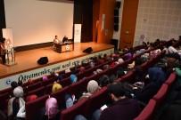 GENÇLİK VE SPOR BAKANLIĞI - Adıyaman Üniversitesinde Cemal Şakar Söyleşi Düzenledi