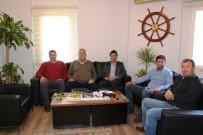 GÖKOVA - Ahmet Aras, Bodrum'da Yat İmalat Sektörü, Yat Turizmi Ve Mavi Yolculuğun Önemine Değindi