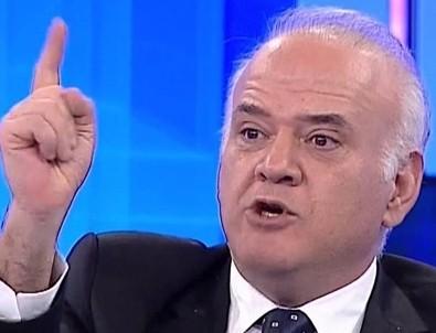 Ahmet Çakar: Sayın Ali Koç'un acilen Türk futbolundan uzaklaşmasını diliyorum