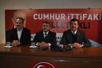 MEDENİYETLER - AK Parti İzmir Adayı Zeybekci'den MHP Ziyareti