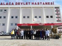 Alaca Devlet Hastanesi'ne 'Anne Dostu Hastane' Ünvanı