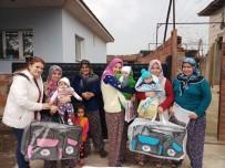 UZUN ÖMÜR - Alaşehir Belediyesi'nden 'Hoşgeldin Bebek' Projesi