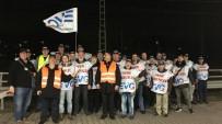 DEMİRYOLLARI - Almanya'da Demiryollarında Uyarı Grevi Başladı